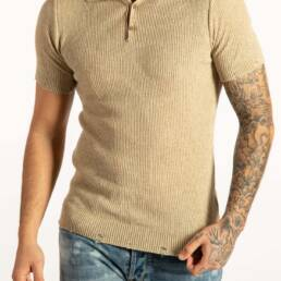 Olympia Tricou polo slim fit Chic chic